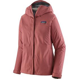 Patagonia Torrentshell 3L Jacket Women rosehip